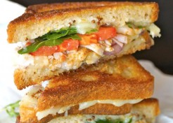 Perfect Pulled Pork Grilled Cheese Sandwich Recipe