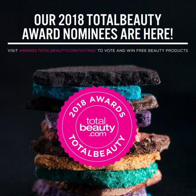 Vote in The Total Beauty Awards for Your Chance to Win $500 in Beauty Products