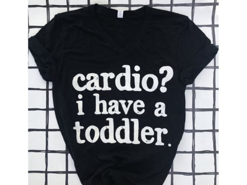 cardio-toddler-sized