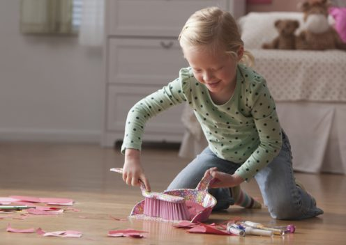 Cleaning Games for Kids