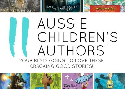 11 Aussie Children's Authors