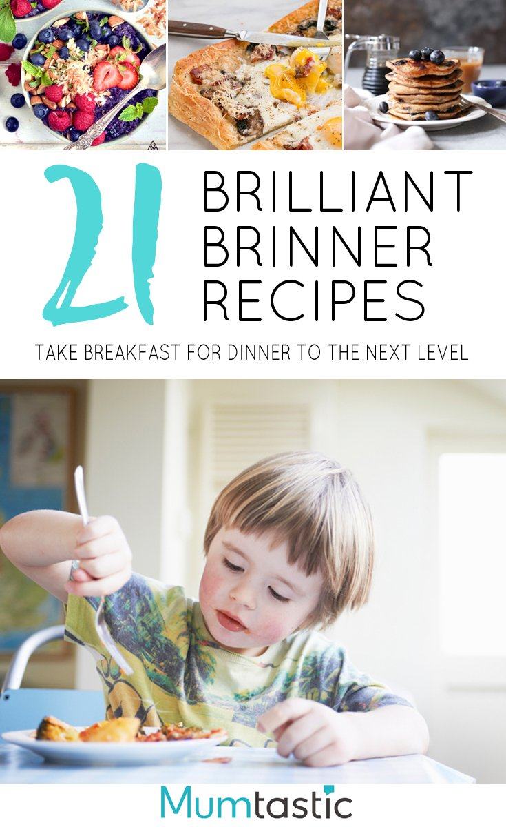 21 Brilliant Brinner Recipes - Breakfast for Dinner