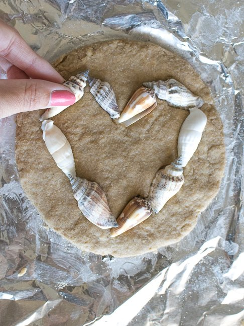 Make Sand Clay Keepsakes to Commemorate Beach Vacations