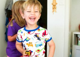 The Funny Stuff That Happens Between the End of Daycare & Bedtime