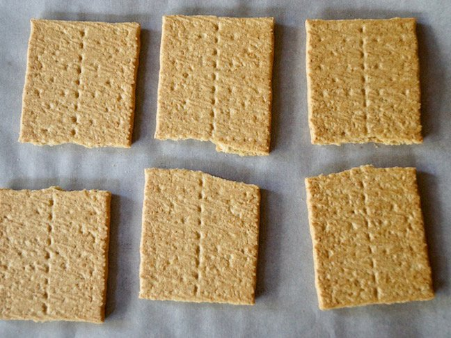 graham crackers-beige
