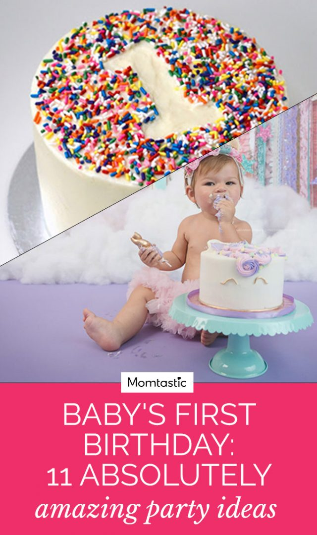 Babys First Birthday 11 Absolutely Amazing Party Ideas