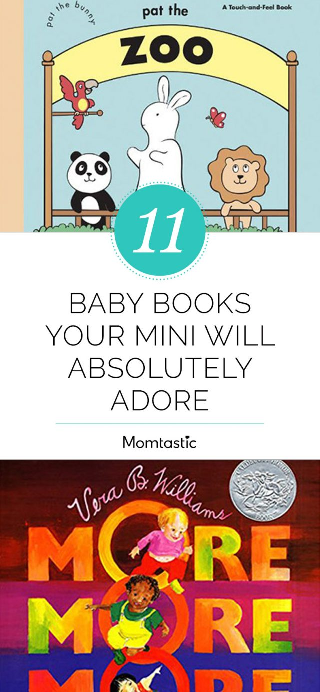 11 Baby Books Your Mini Will Absolutely Adore