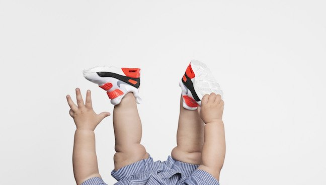 Get Your Kids Looking Cool for Summer With Nike's Air Max Tiny 90s