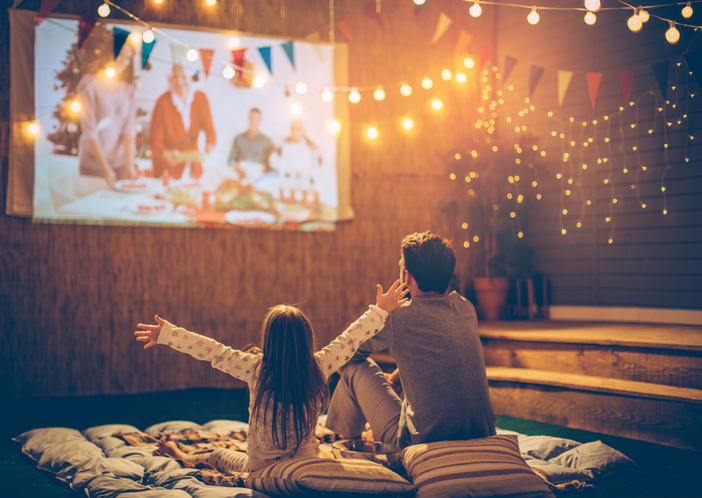 7 Seriously Cool Ways to Make Family Movie Night Something Special