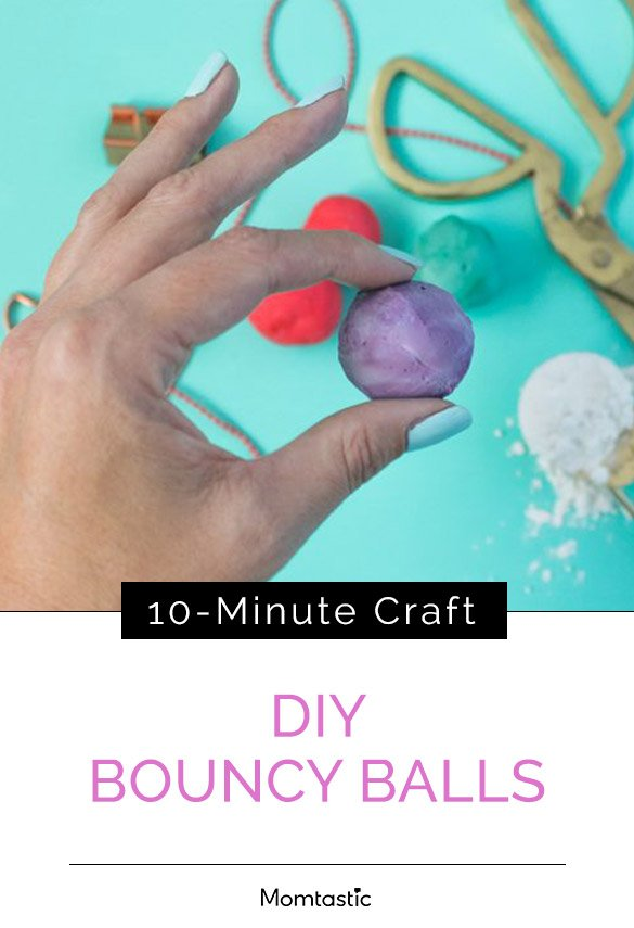 10-Minute Craft: DIY Bouncy Balls