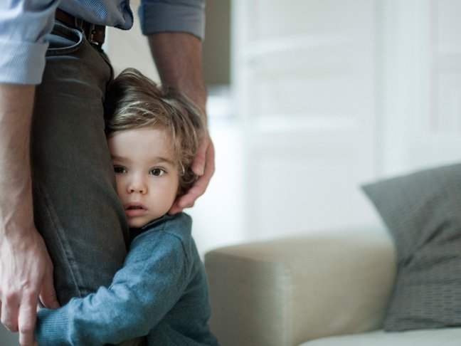 Stranger Anxiety: Secrets To Easing Your Child's Fear Of New People