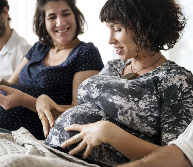 7 Horrifying Questions People Ask When You're Pregnant