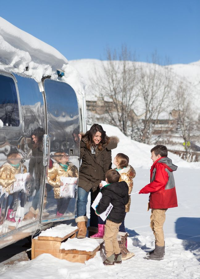 mom-and-kids-at-airstream-winter