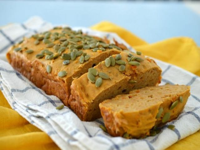 Snack The Right Way With My Sweet Potato Loaf