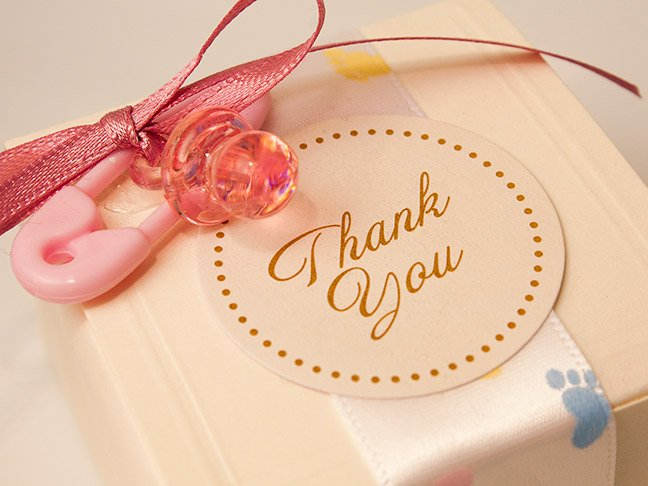 Baby Shower Thank You Wording Guide With Examples