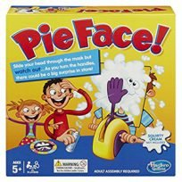 board games for kids: pie face