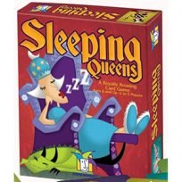 board games for kids: sleeping queens