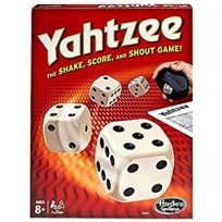 board games for kids: yahtzee
