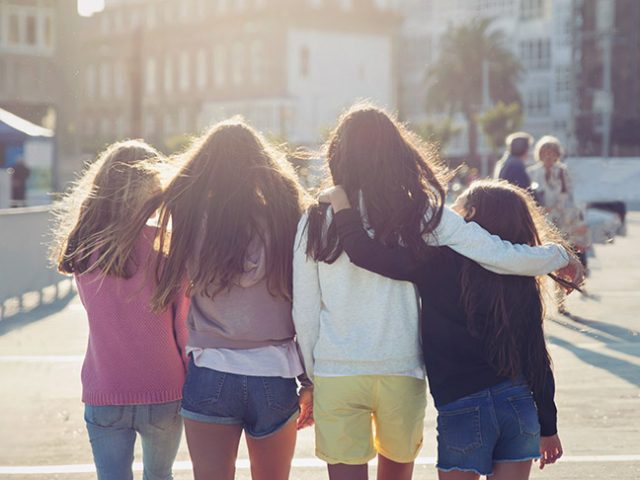 "Dear Kids, Here are 7 ""Rules"" For Finding Good Friends"