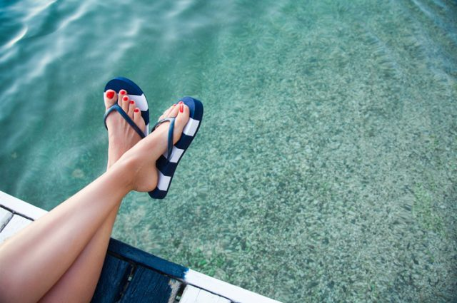 This Is Why We Aren't Giving Up Our Flip-Flops