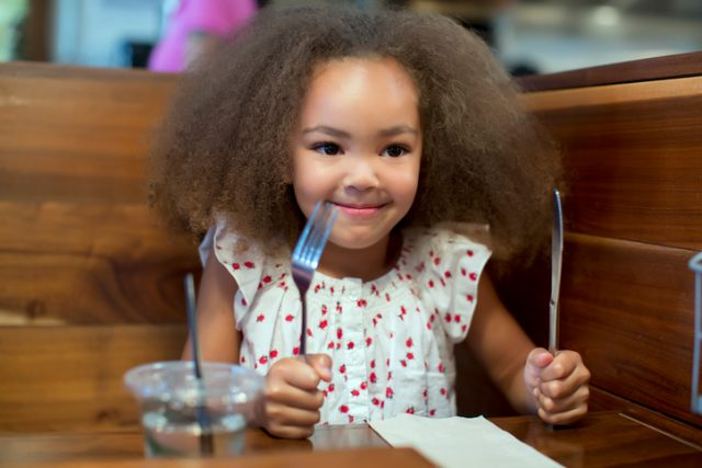 Dining Out With Little Kids: A Survival Guide