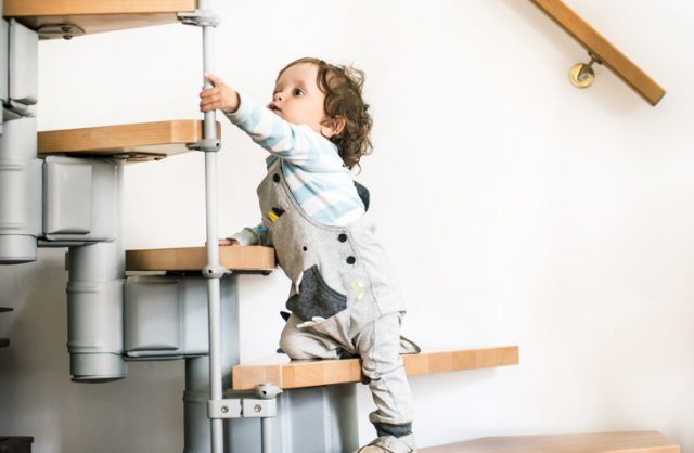 When do Toddlers Master Climbing Skills?