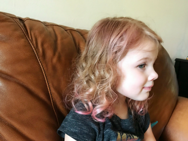 Summer Is The Perfect Time To Let Your Kids Colour Their Hair