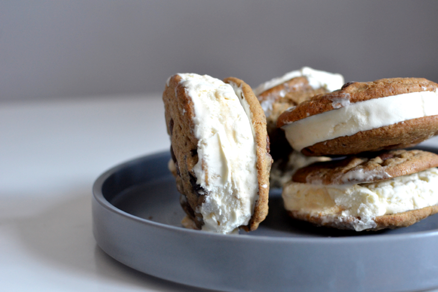 Dude Food - Ice Cream Sandwich