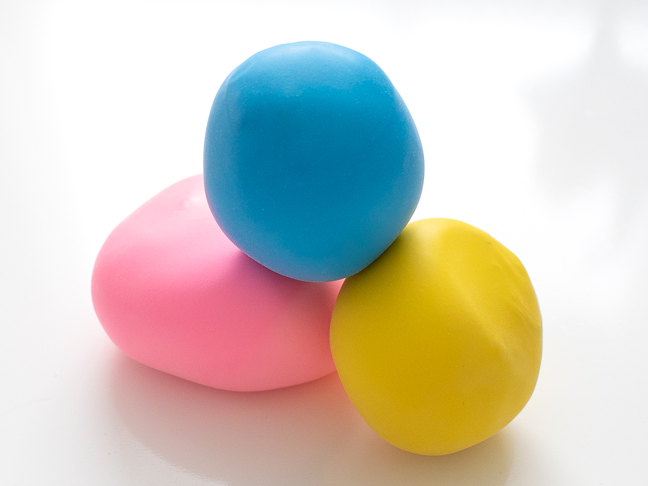 Make a Set of Squishy Stress Balls for Sensory Play