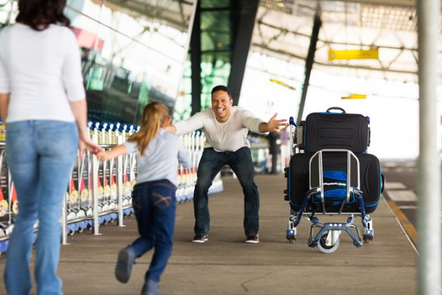 10 Reasons single parenthood is not the same as having a spouse who travels a lot