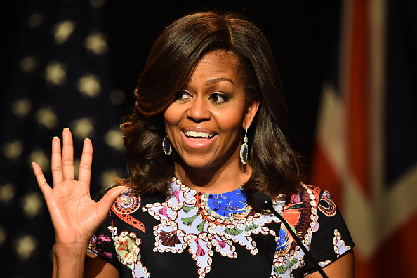 Celebrity Mum Michelle Obama – Five Ways She And I Parent Alike