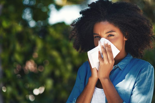 8 Ways to Manage Seasonal Allergies