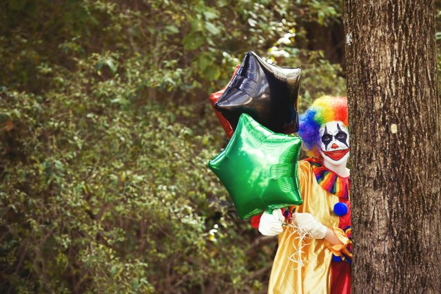 Fear of Clowns: How To Help Your Child Overcome Coulrophobia