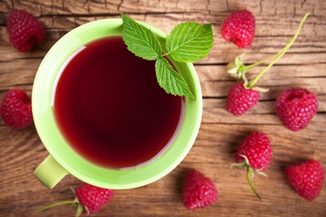 The Benefits of Raspberry Tea for Mums and Mums-to-Be