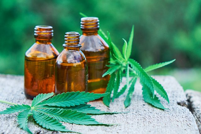 CBD Oil Didn't Replace My Shrink, But I'm Not Ruling It Out