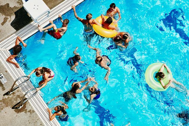 CDC Warns of 'Crypto Parasite' Found in City Pools and OMG No