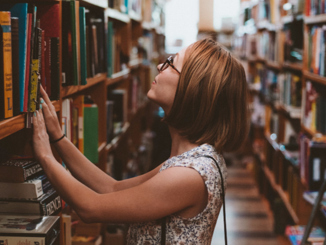 How to Use a Goodreads List to See Whether You Are About to Make a New Mom Friend by @letmestart on @itsMomtastic | Book lovers, friendship, and motherhood