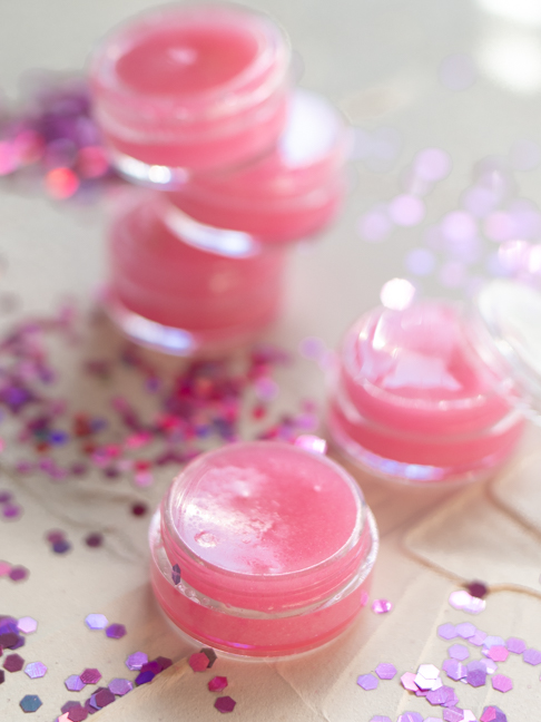 Preteens Will Love This Simple Glitter Lip Balm