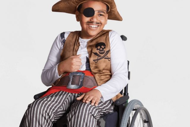 Target Unveils Wheelchair-Adaptive Line of Halloween Costumes for Kids