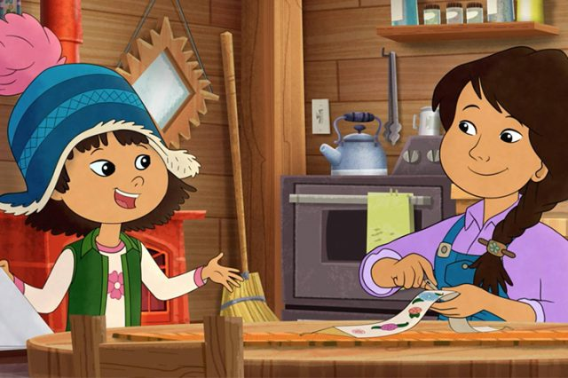 PBS Kids Unveils New Show Featuring An Indigenous Alaskan Girl As The Main Character