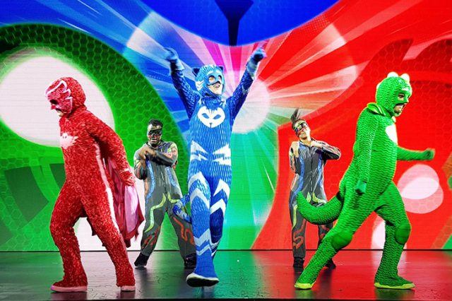 PJ Masks LIVE Is Coming and We Cannot Wait!