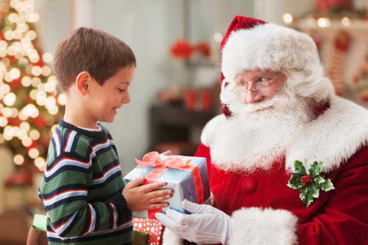'Santa Cares' Gives Kids With Autism a Chance to Visit Santa