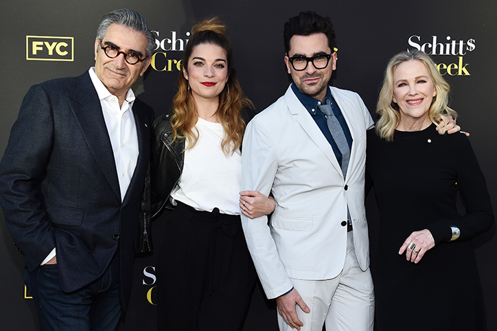 Parenting Lessons I Learned from Schitt's Creek