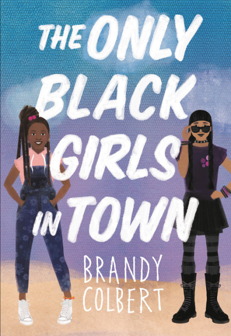 How to Make Sure Your Kids Have a Diverse Bookshelf (and Actually Read from It) @letmestart on @itsMomtastic | Raising readers, kind kids, and encouraging empathy. Featuring the book The Only Black Girls in Town by Brandy Colbert
