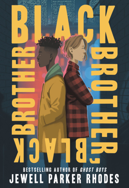 How to Make Sure Your Kids Have a Diverse Bookshelf (and Actually Read from It) @letmestart on @itsMomtastic | Raising readers, kind kids, and encouraging empathy. Featuring the book Black Brother, Black Brother by Jewell Parker Rhodes