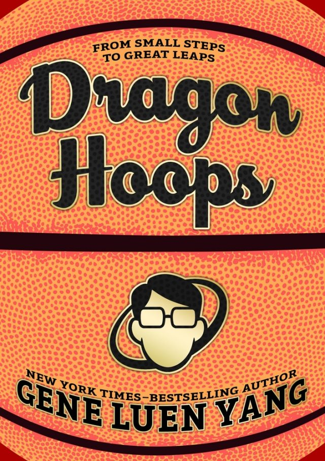 How to Make Sure Your Kids Have a Diverse Bookshelf (and Actually Read from It) @letmestart on @itsMomtastic | Raising readers, kind kids, and encouraging empathy. Featuring the book Dragon Hoops by Gene Luen Yang