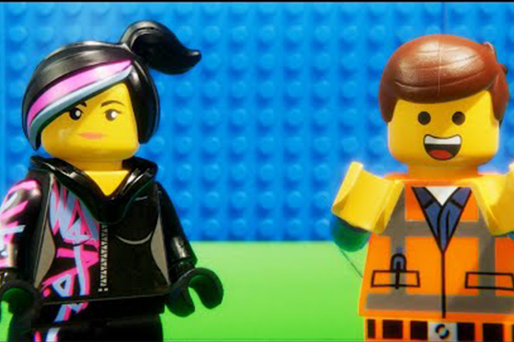 LEGO Movie Releases COVID-19 and Health Tips for Kids