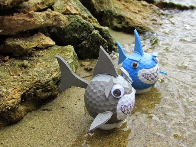 12 Totally Killer Shark Crafts To Make With Your Kids
