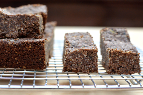 Nutrition-Packed Chocolate Slice