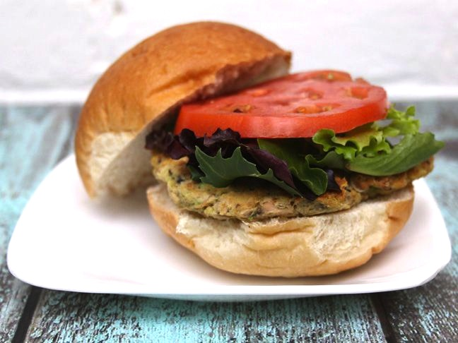 salmon burgers salmon burgers 25 minutes start to finish get the ...